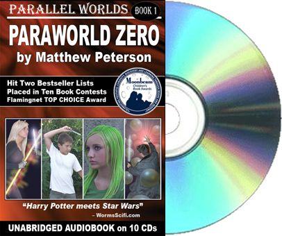 Order the audiobook of Paraworld Zero